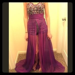 Brand New Prom Dress with tags
